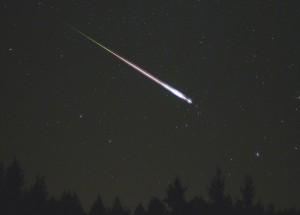 Leonid meteor via Navicore