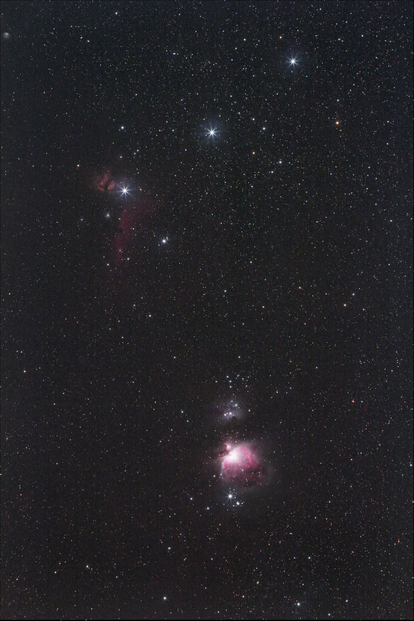 orion nebula location - photo #38