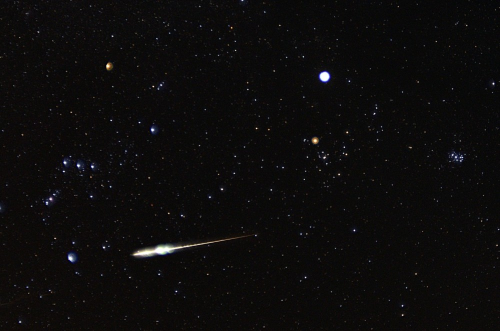 EarthSky's meteor shower guide for 2013 Meteor_Taurid_11-9-2012_Dale_Forrest_Boone_NC-e1352603458659