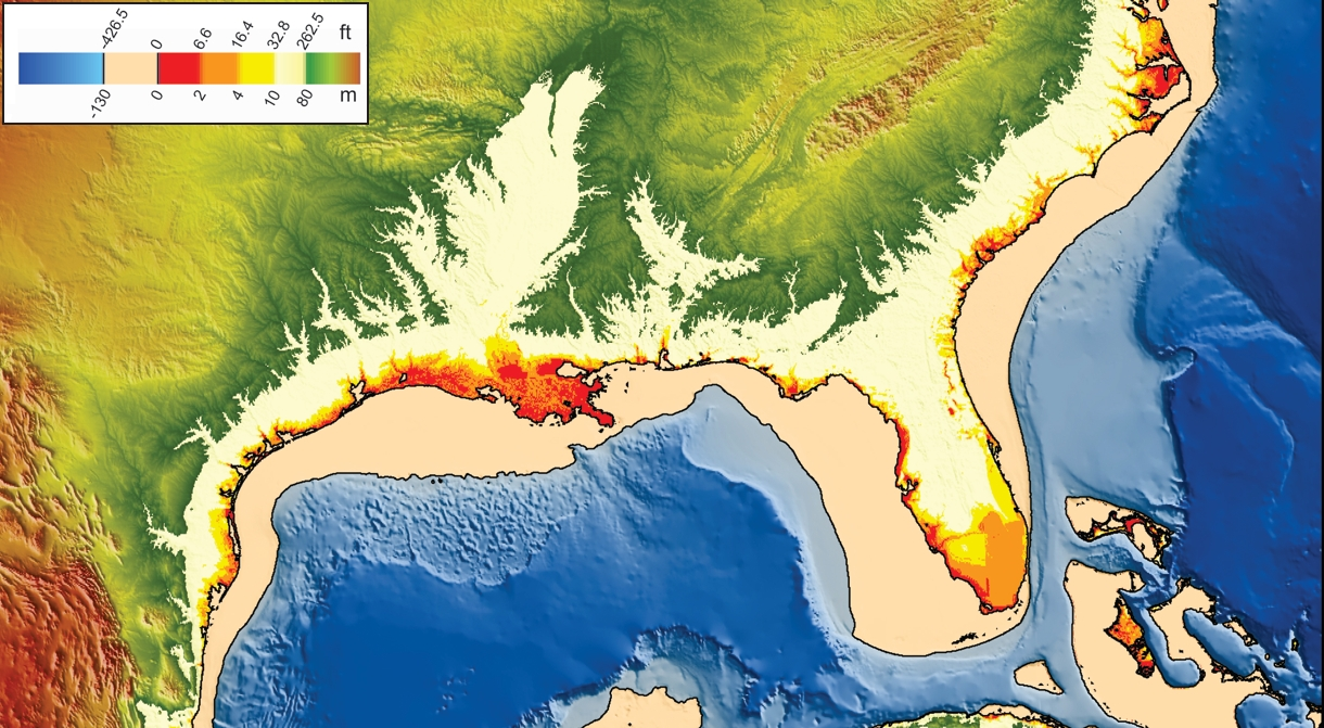 Sea level is rising faster than predicted | Earth | EarthSky on energy map, geographic information system map, coastal change map, elevation map, game level map, travel risk map, summit map, rehab map, sea fish, sea bass map, traffic map, high altitude map, sea rise map, environment map, baltic sea map, contrast map, sea surface temperature map, new jersey topographic map, deep sea map, contour line map,