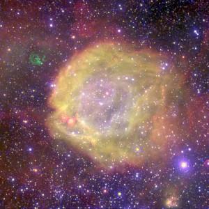 AB7 nebula