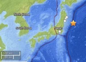 7.3-magnitude earthquake December 8, 2012