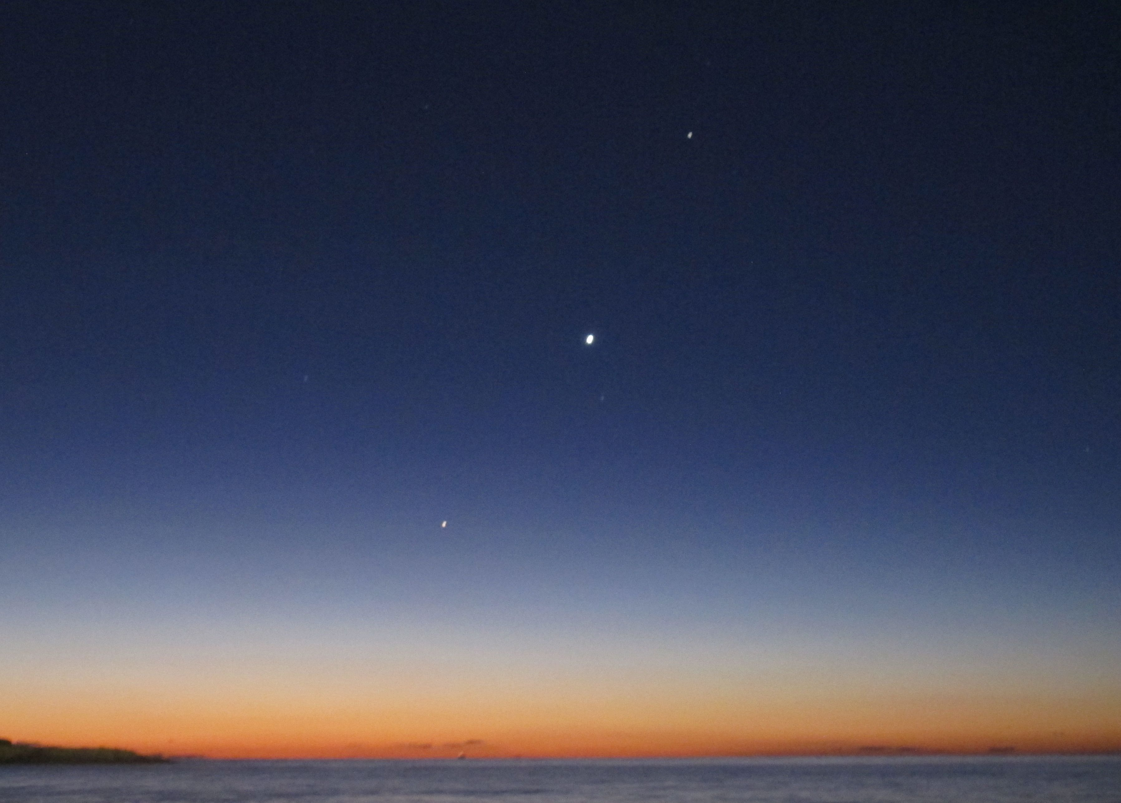 planets lining up in december - photo #16