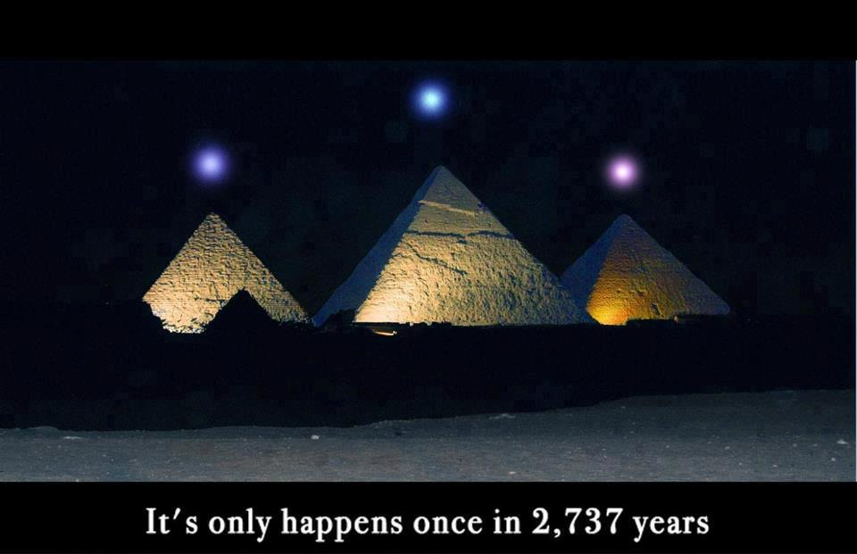 pyramids on different planets - photo #11