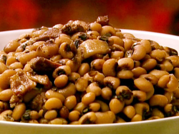 Black-eyed peas form the base of the New Year's Day triumvirate for ...