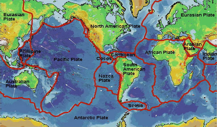 an analysis of the plate tectonics in the american geological research by f b taylor Plate tectonics is an expression of the convective regime in the underlying mantle, but the link between individual convection cells and plate boundaries is not direct because plate boundaries are not fixed and, like the plates, move relative to one another.