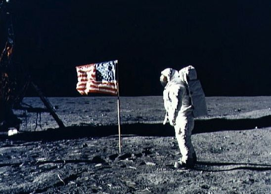Video: Moon hoax not