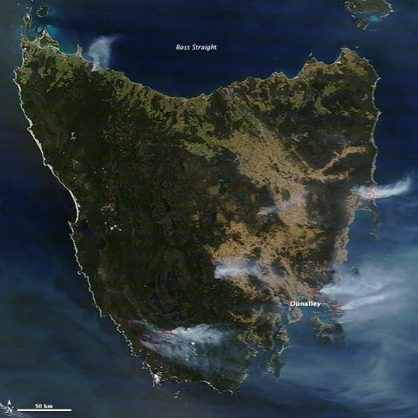 Nasa s terra satellite captured this image top showing numerous