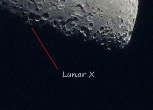 Lunar X via Raven Yu, January 19, 2013