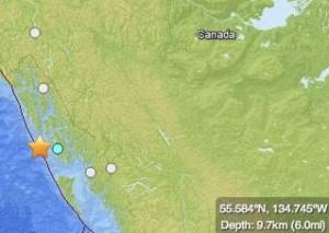 January 31, 2013 earthquake in Alaska