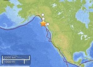 Earthquake January 4-5, 2013