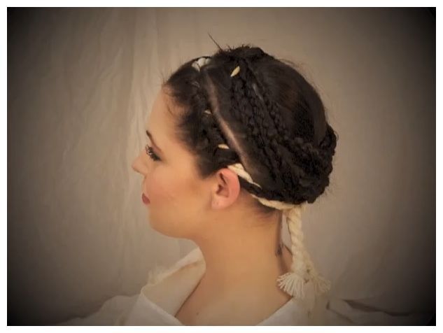 Virgin Hair Styles Braids: Re-creating The Hairstyle Of The Ancient Roman Vestal