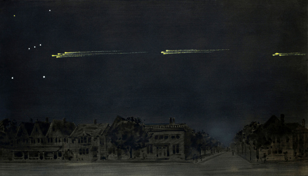 Today in science: Great Meteor Procession
