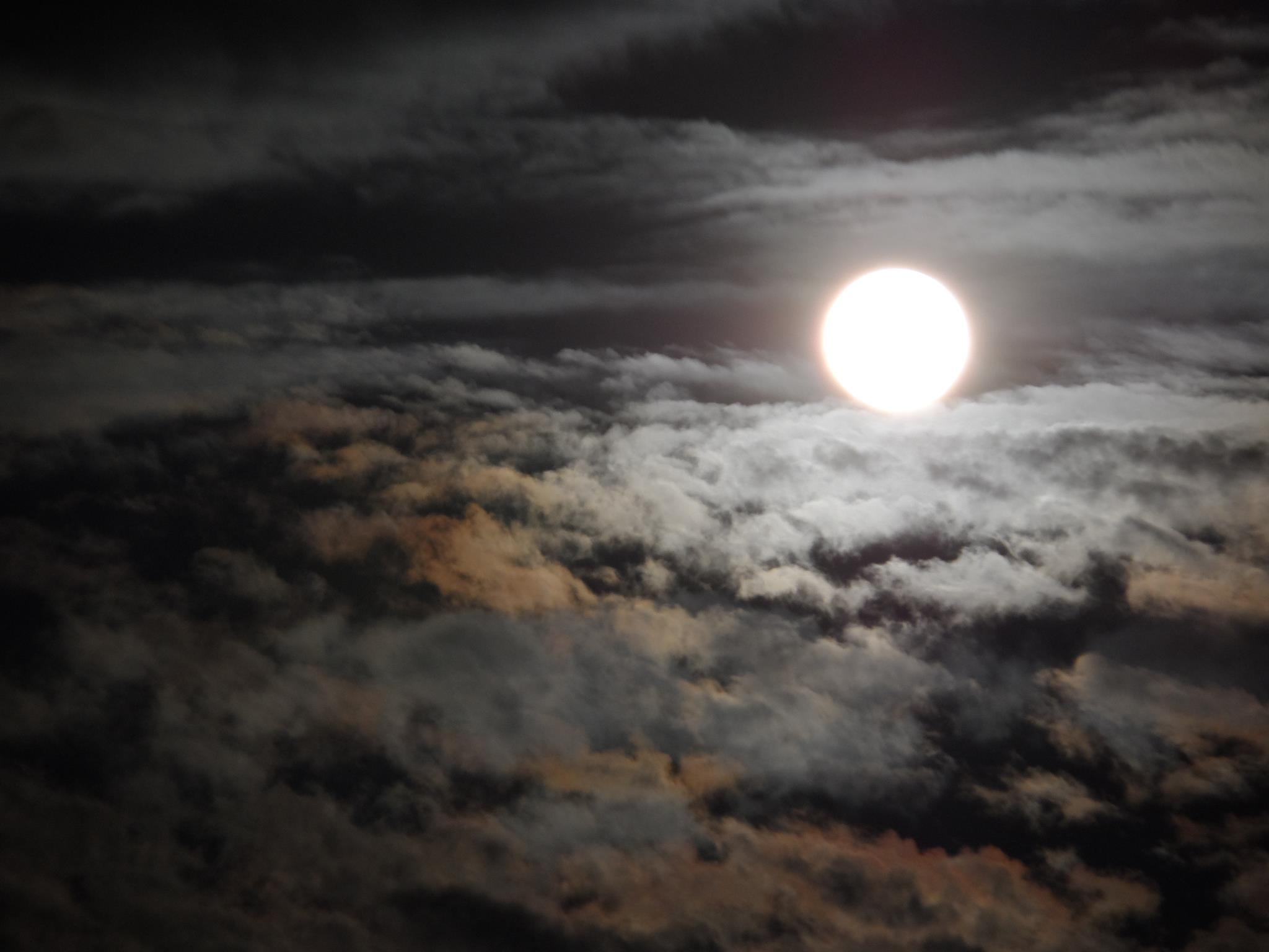 First Full Moon Of 2013 Pictures