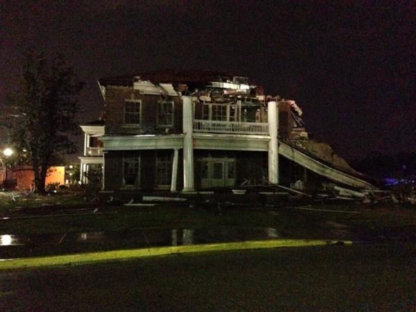 Large tornado hits Hattiesburg, Mississippi | Earth | EarthSky