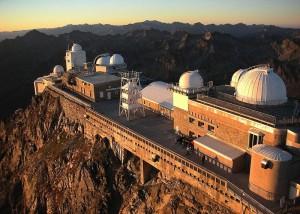 Pic du Midi Observatory via Wikimedia Commons