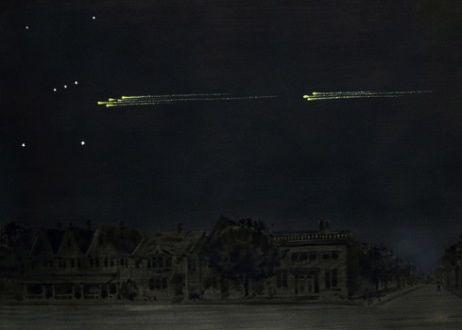 Great Meteor Procession of 1913 via U. of Toronto