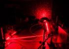 Lasers in a quantum optics lab. Credit: Shutterstock / l i g h t p o e t