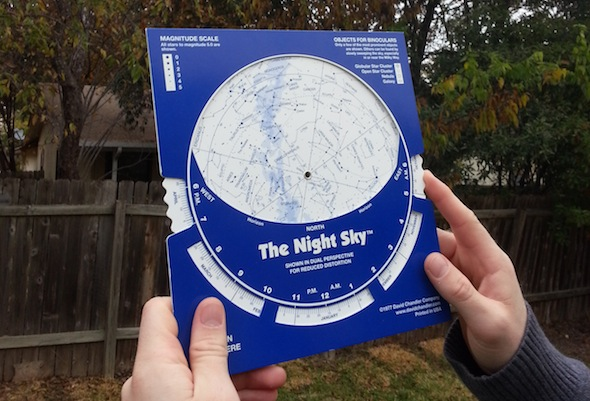 Planisphere (Northern Hemisphere Edition) - Order yours today!