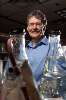 Michael Adams is a member of UGA's Bioenergy Systems Research Institute, Georgia Power professor of biotechnology and distinguished research professor of biochemistry and molecular biology in the Franklin College of Arts and Sciences.