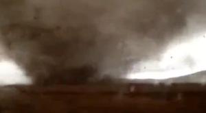 Australia tornado on March 21