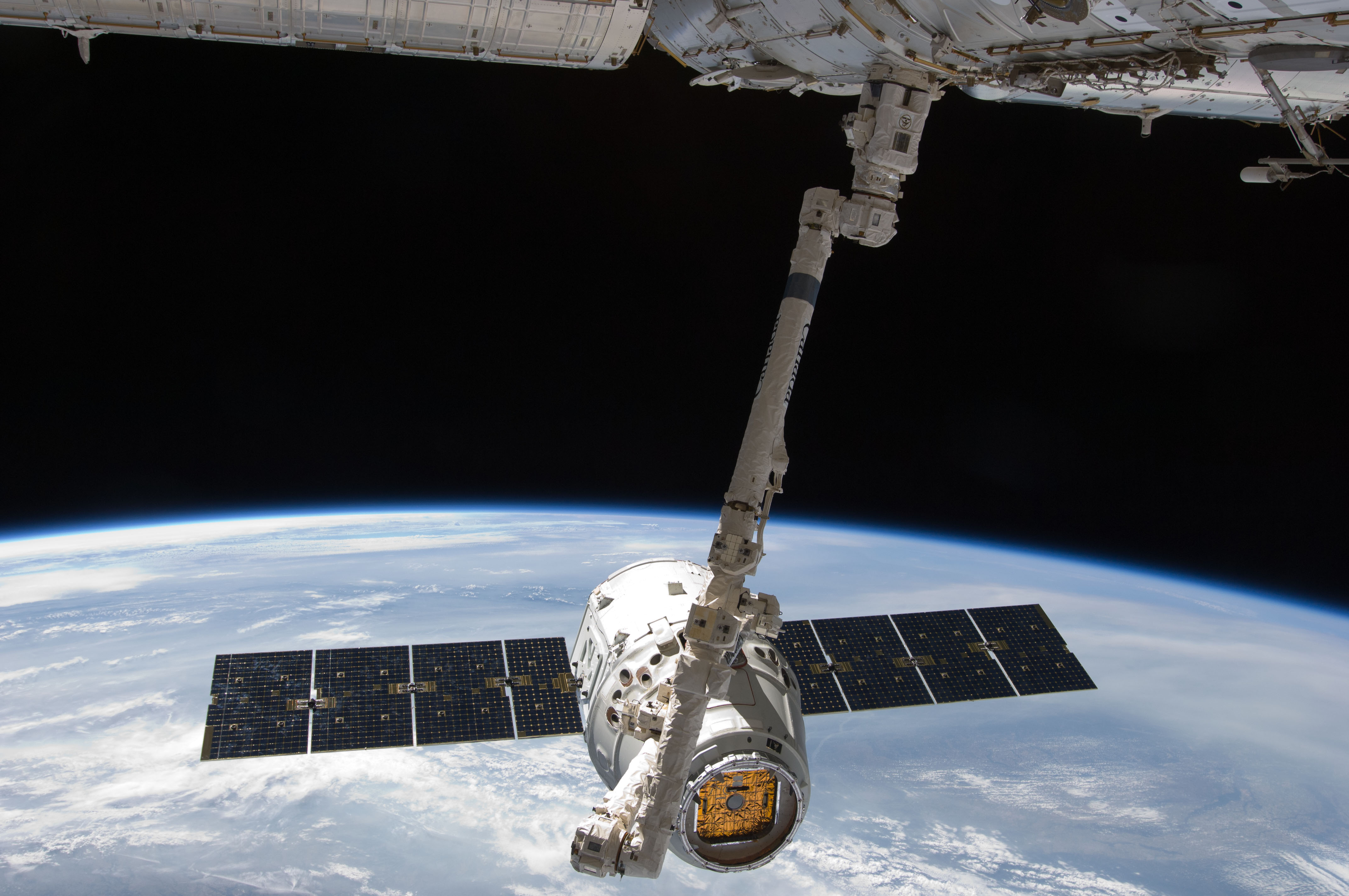 earth dragon from spacex -#main
