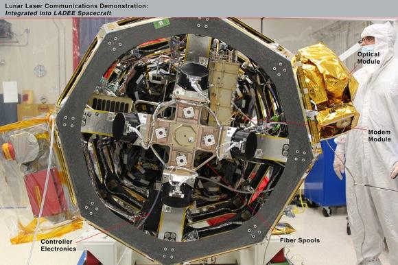 New NASA laser
