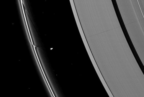 Affecting two rings
