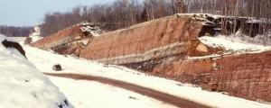 Ancient rocks hartfor basin