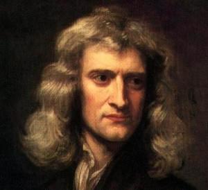 Congratulations to Isaac Newton |  Human world