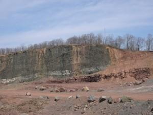 Rock basin New Jersey