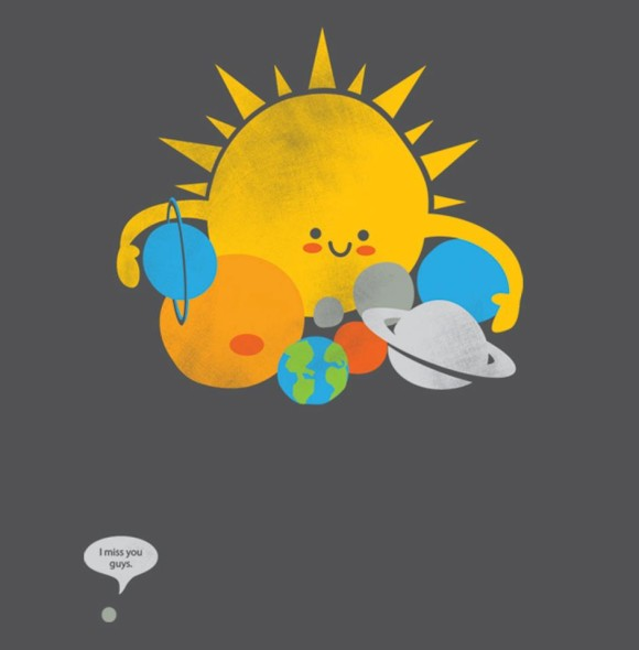 The IAU's decision to demote Pluto from full planet status was unpopular and has led other organizations to lead the way toward