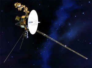 spacecraft voyager 1