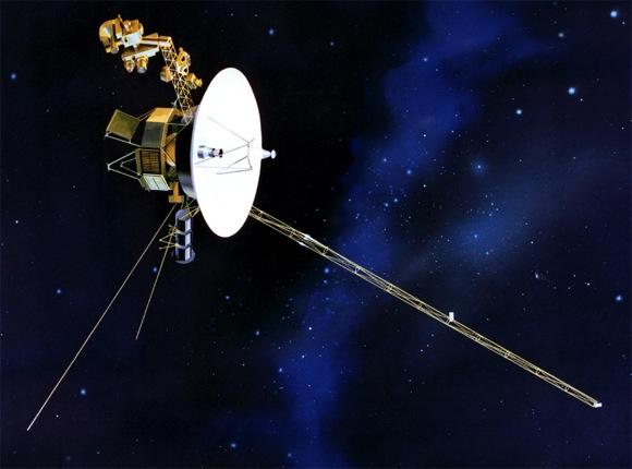 spacecraft voyager 1