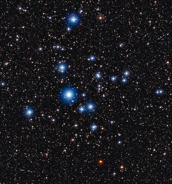 Star cluster NGC 2547