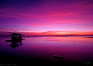 Twilight Over the West Philippine Sea