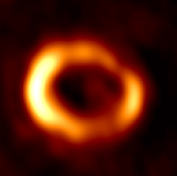 Radio image of Supernova 1987A at 7 mm via ICRAR Produced from observations performed with the Australia Telescope Compact Array (ATCA).