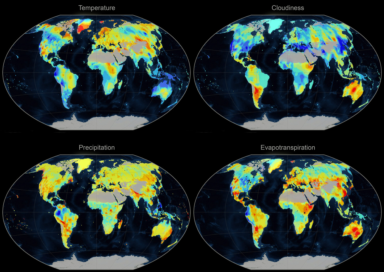 Climate change and vegetation