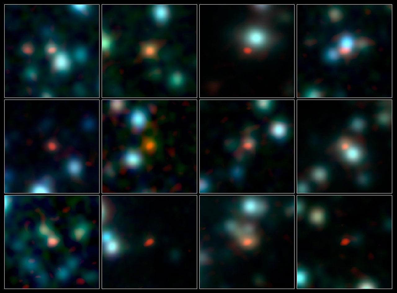 Early galaxies