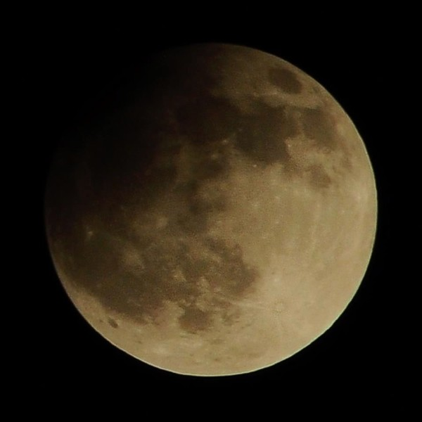 The partial eclipse from our friend Sandy S. Palacpec Jr. in Los Baños, Laguna, Philippines. Thank you, Sandy!