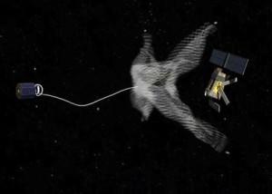 Future deorbit concept via ESA