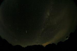 Eta Aquarid meteor
