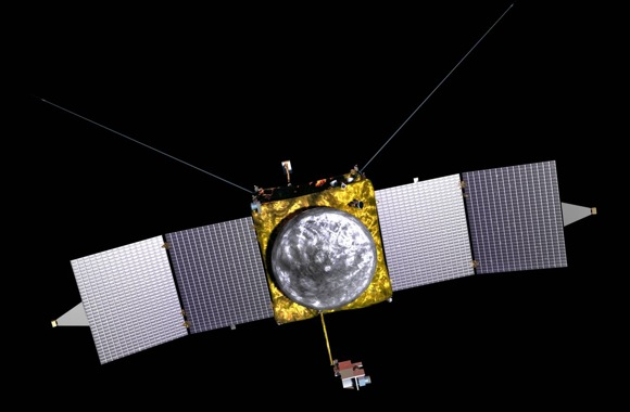 maven-spacecraft