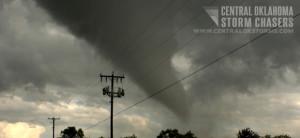 Tornado near Millsap, Texas on May 15, 2013, Image Credit: Chris McBee and Rachel Sager.