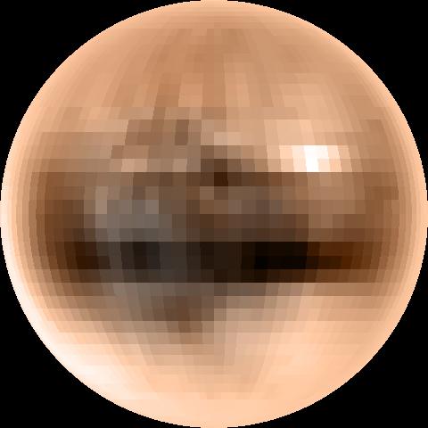 Image credit: Eliot Young (SwRI) et al., NASA