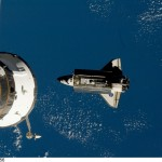 This date in science: First space shuttle docking with ISS