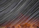 Star trails May 3, 2013