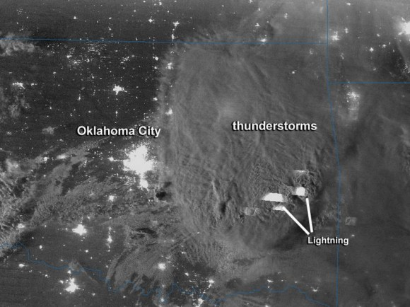 Image Credit: William Straka III, University of Wisconsin,CIMSSData Credit: University of WisconsinText Credit: Rob Gutro, NASA's Goddard Space Flight Center