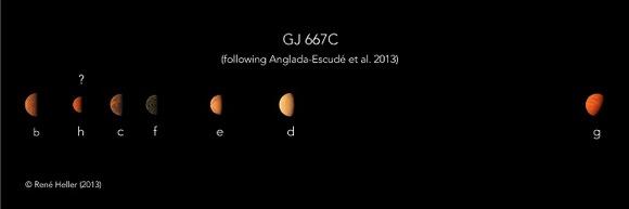 GJ-667C