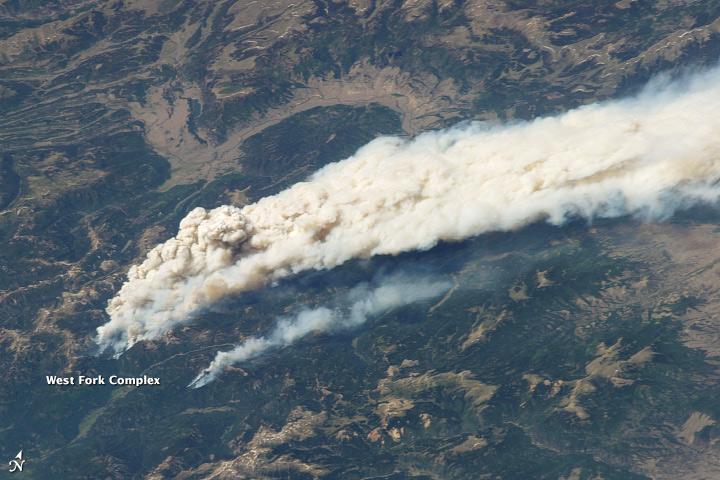 See larger images Photo credit: NASA